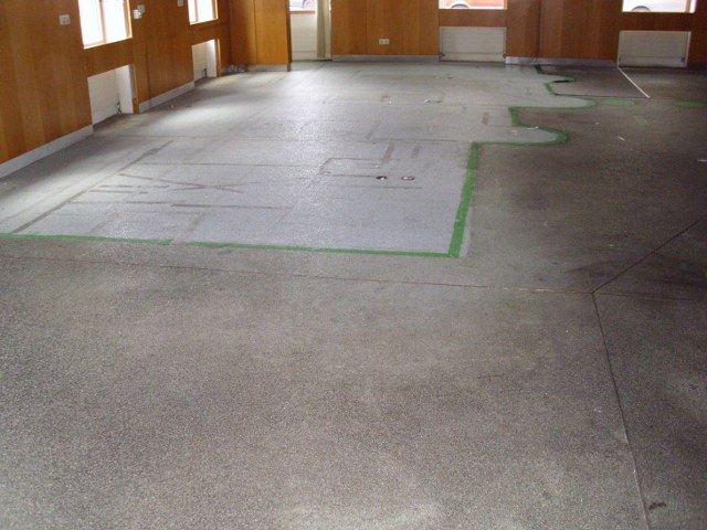 Renovácia strojovým čistením podlahy Bánovce