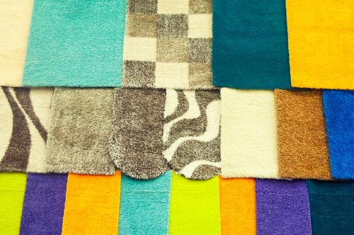 rady ako vyčistiť koberec