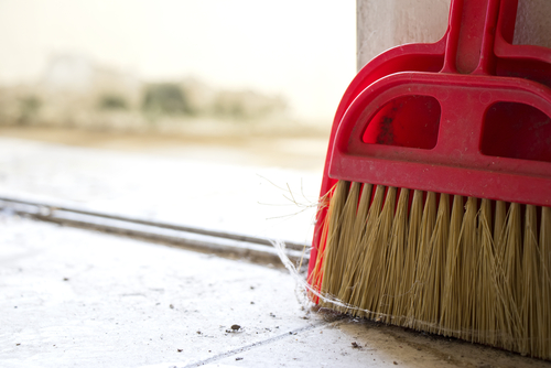Umývanie, čistenie podláh